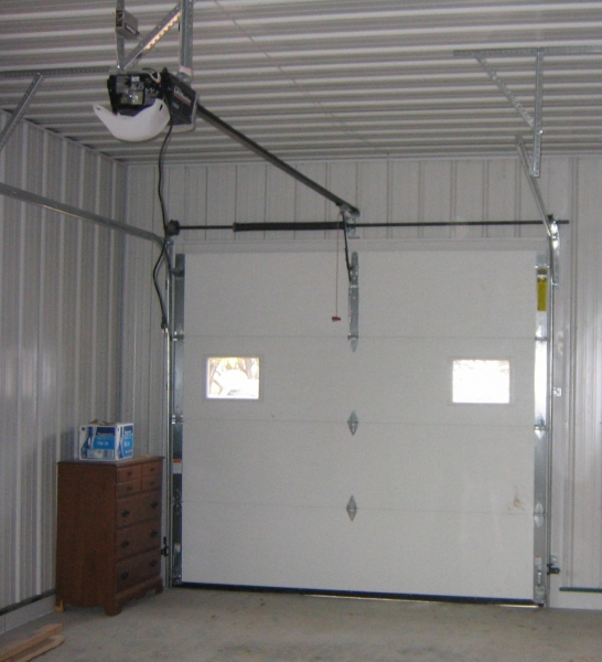 Liner panel wizer buildings for Garage door visualizer