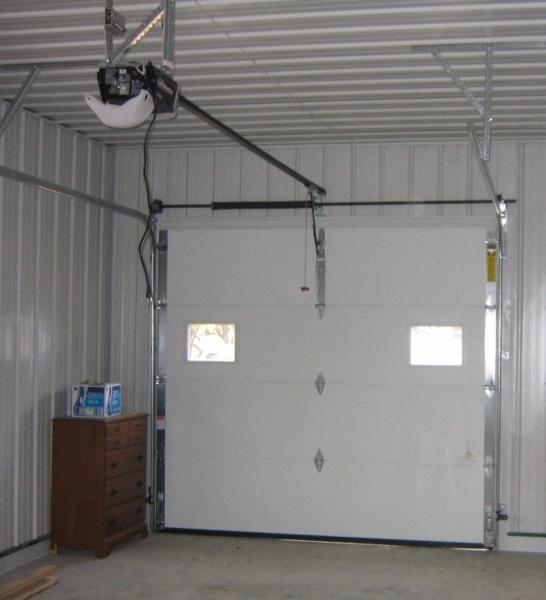 Liner panel wizer buildings for Garage door visualizer